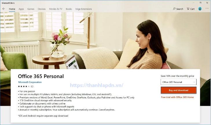 Office 2019 so với Office 365: Bạn nên mua loại nào?